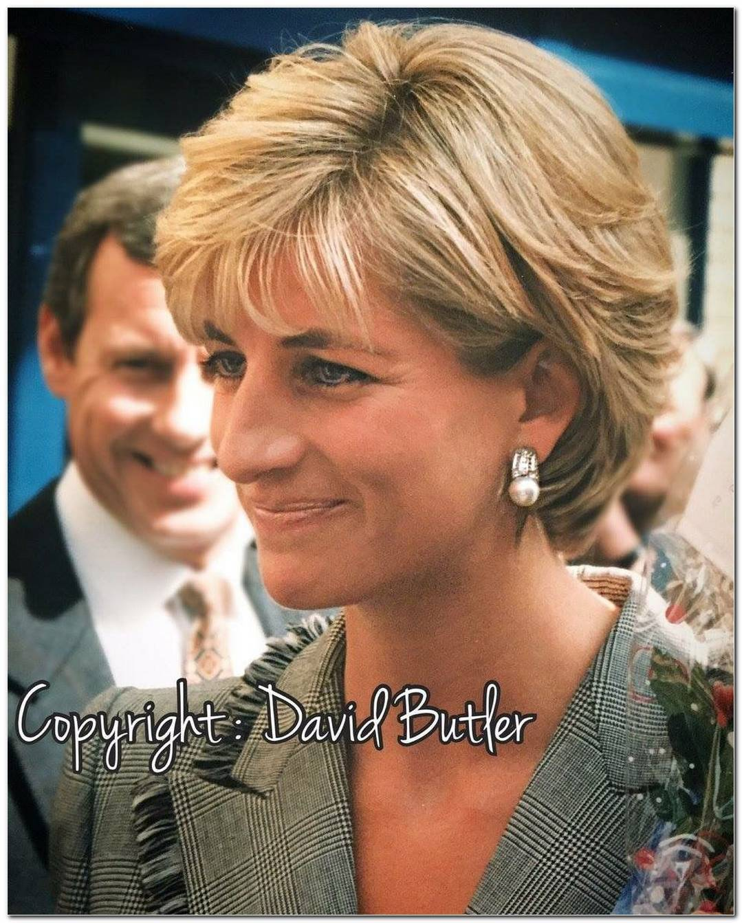 Lady Diana Frisuren