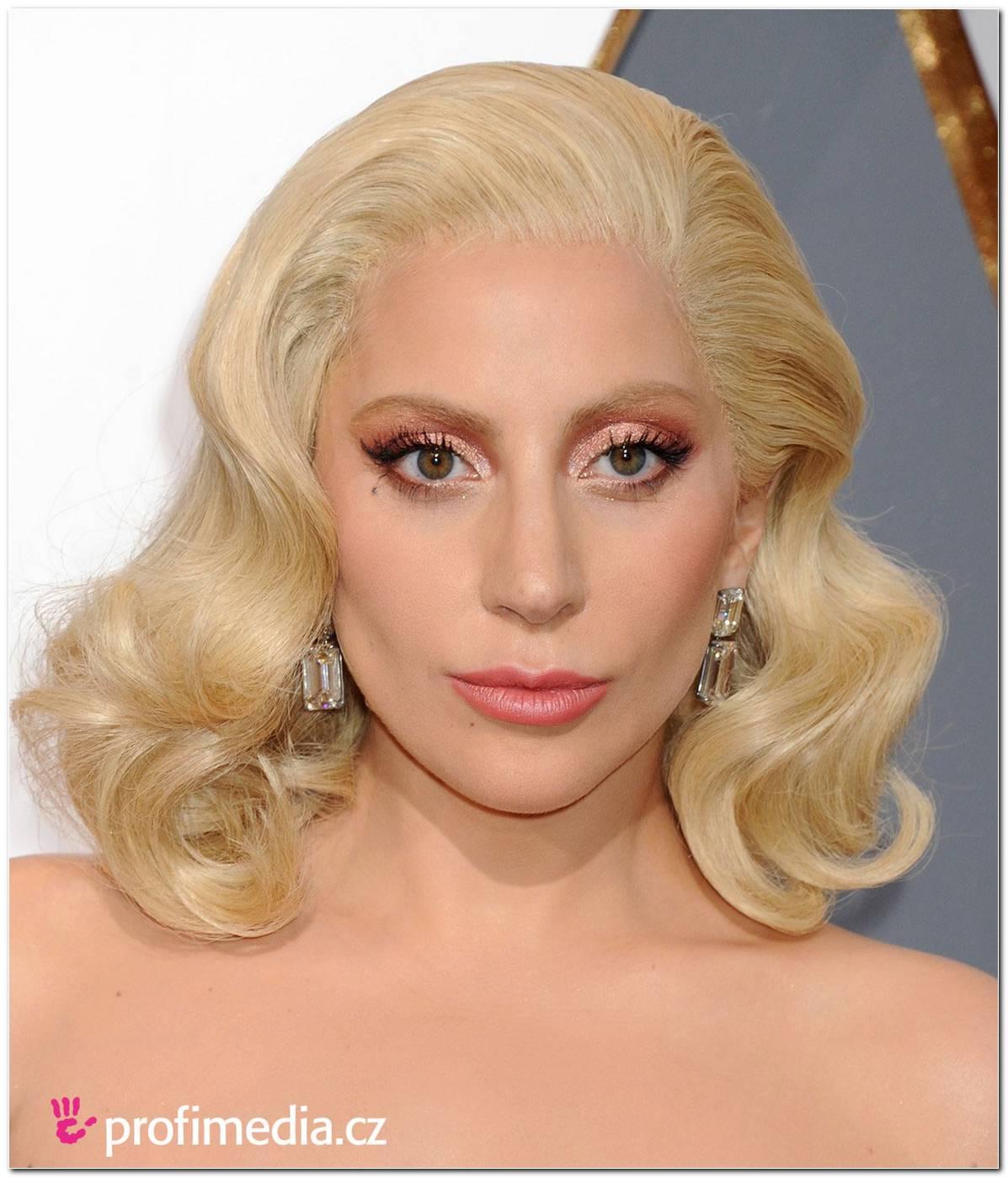 Lady Gaga Frisur