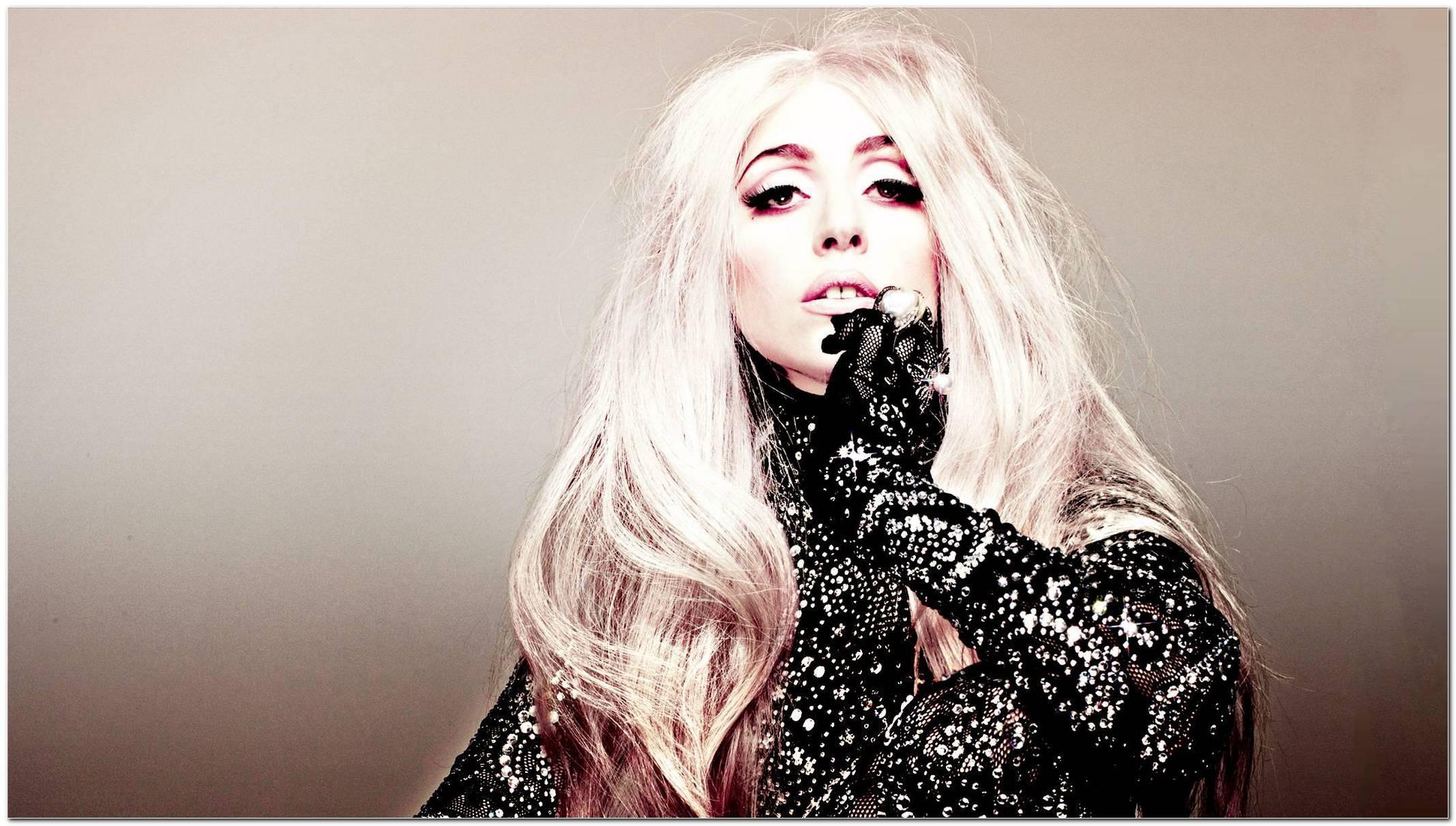 Lady Gaga Frisur!d