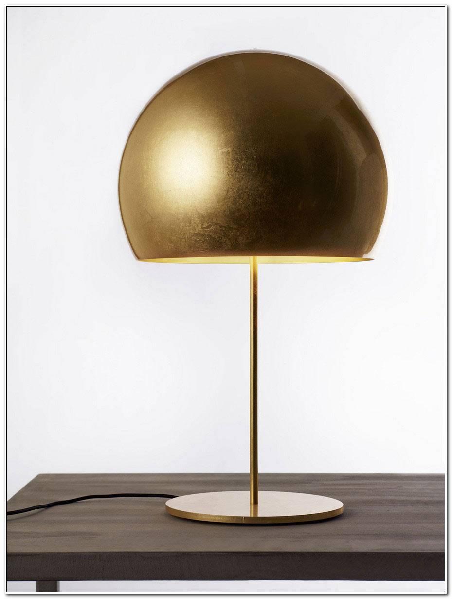 Lampe De Table Metal