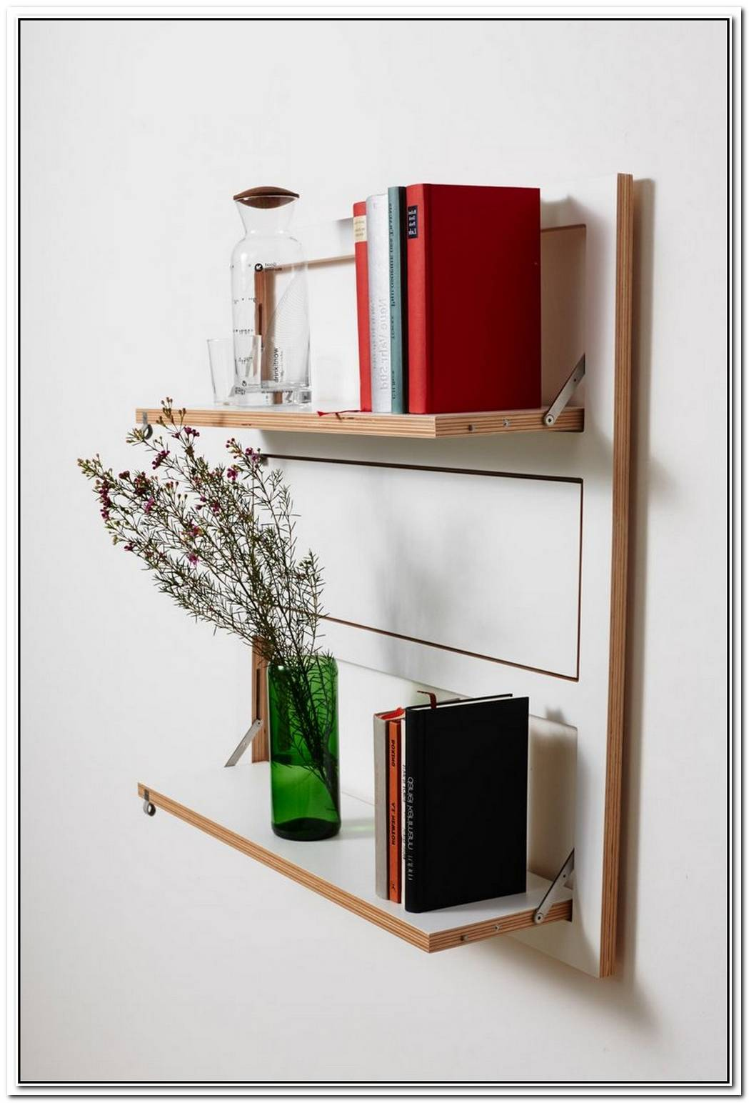 Landa Floating Wall Shelf