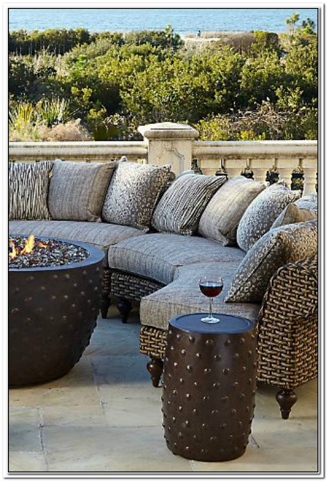 Laneventure Offering Synthetic Wicker Outdoor Furniture