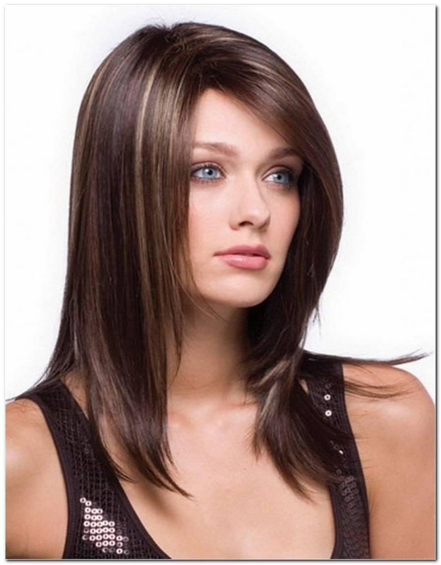 Lange Braune Haare Frisuren