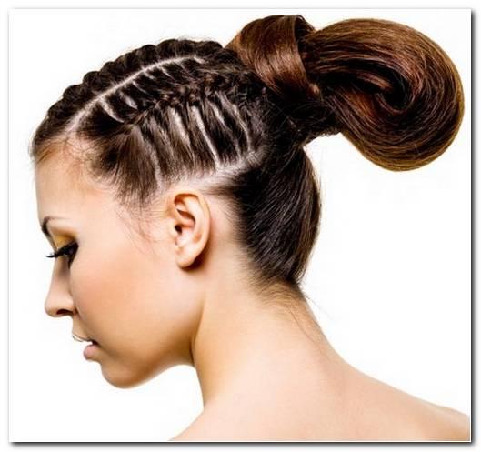 Lange Haare Frisuren Einfach