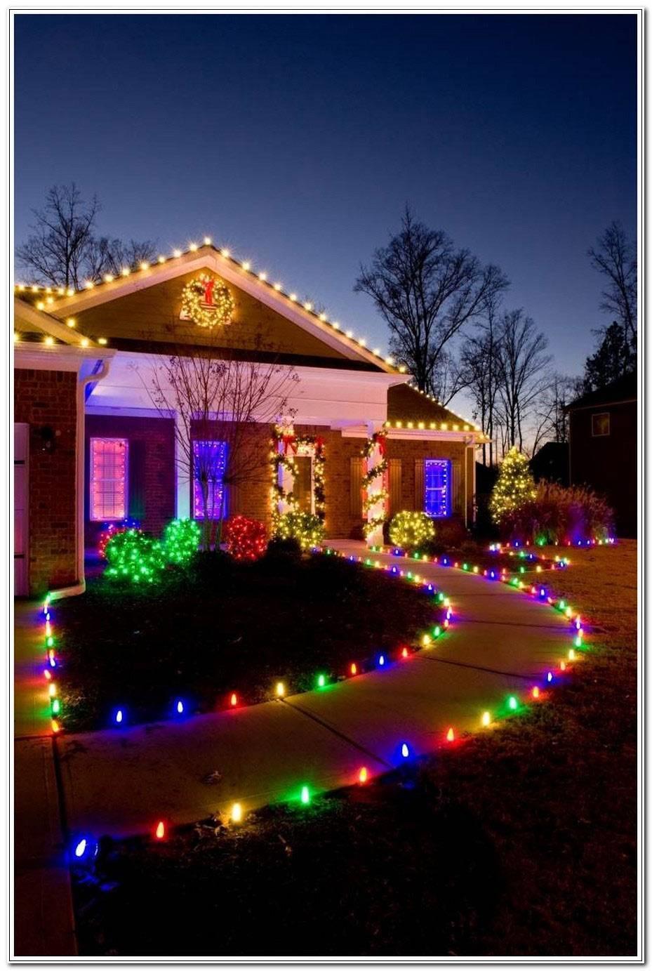 Laser Noel Maison