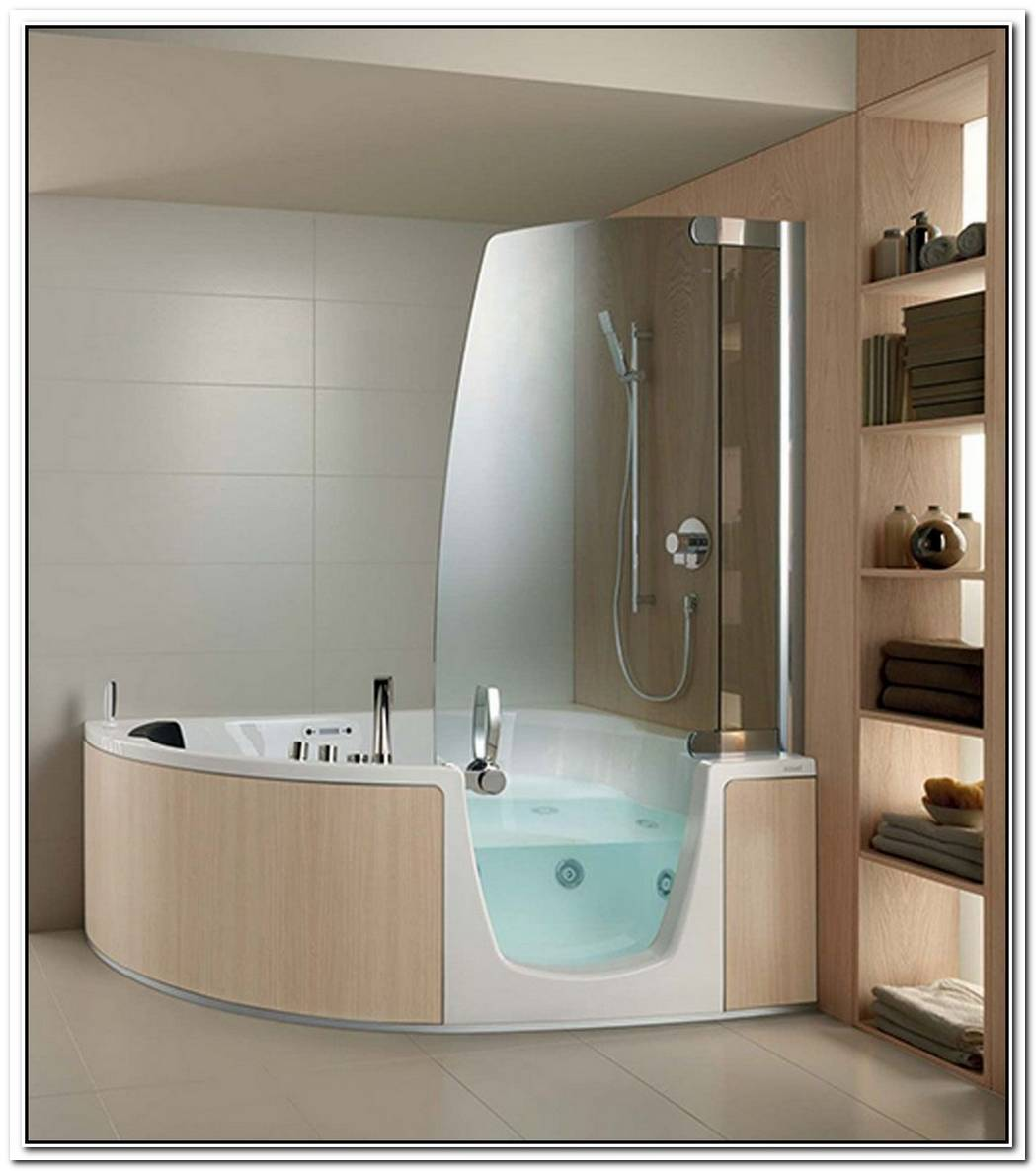Latest Corner Bathtubs Designed By Teuco