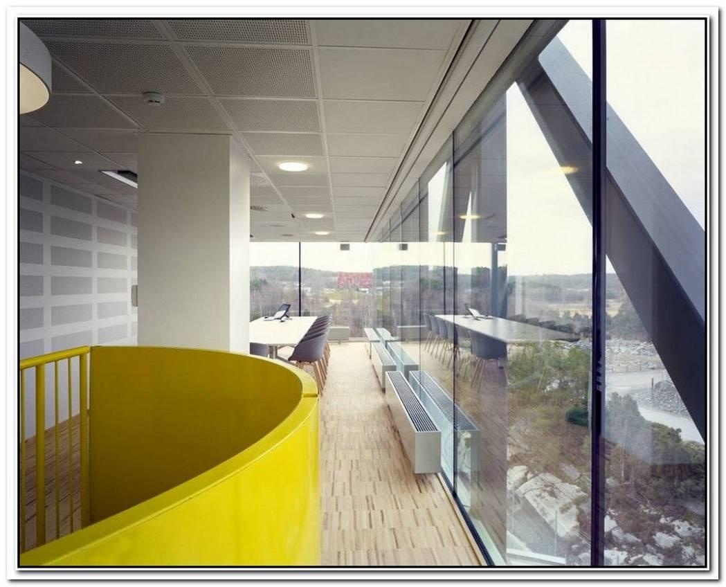 Lecor Office Interior Design In Sweden