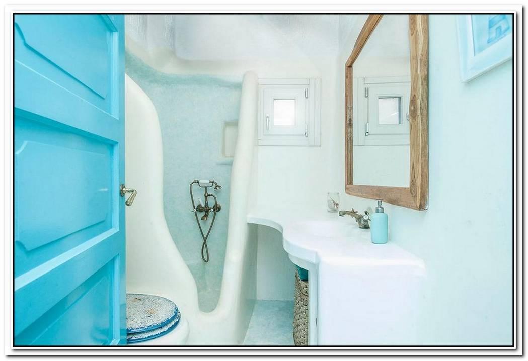 Light Blue Suite Bathroom