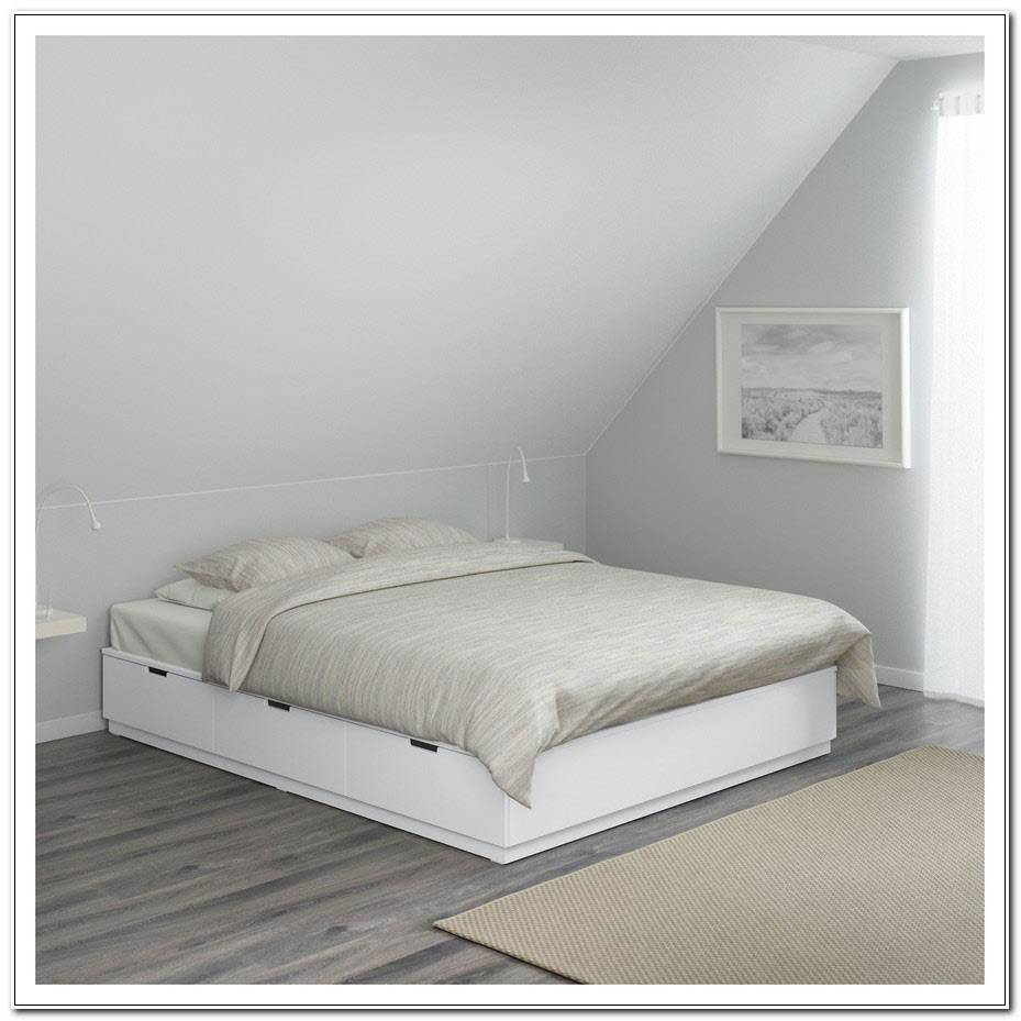 Lit 140×200 Ikea