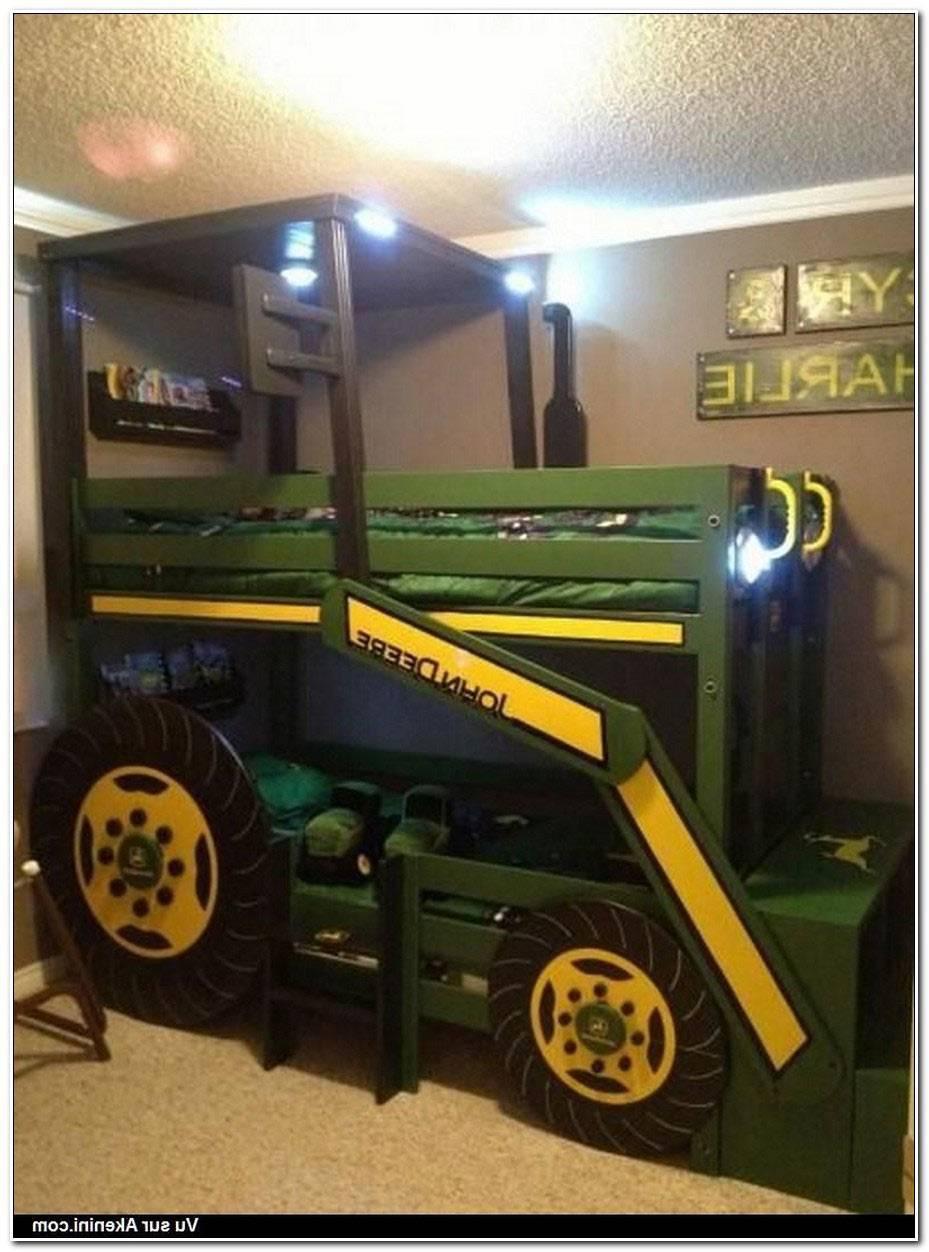 Lit Enfant Tracteur
