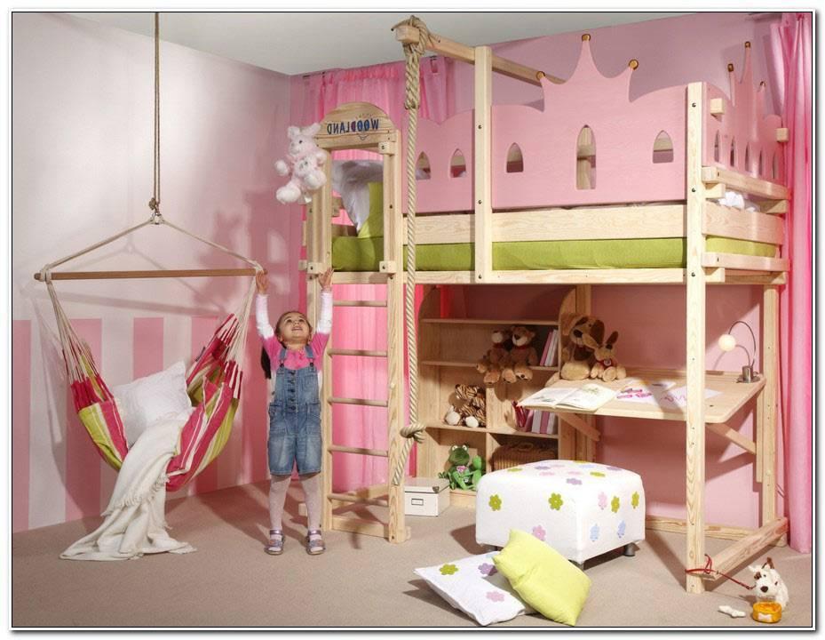 Lit Mezzanine Princesse