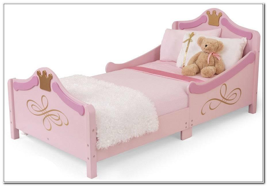 Lit Petite Fille Princesse