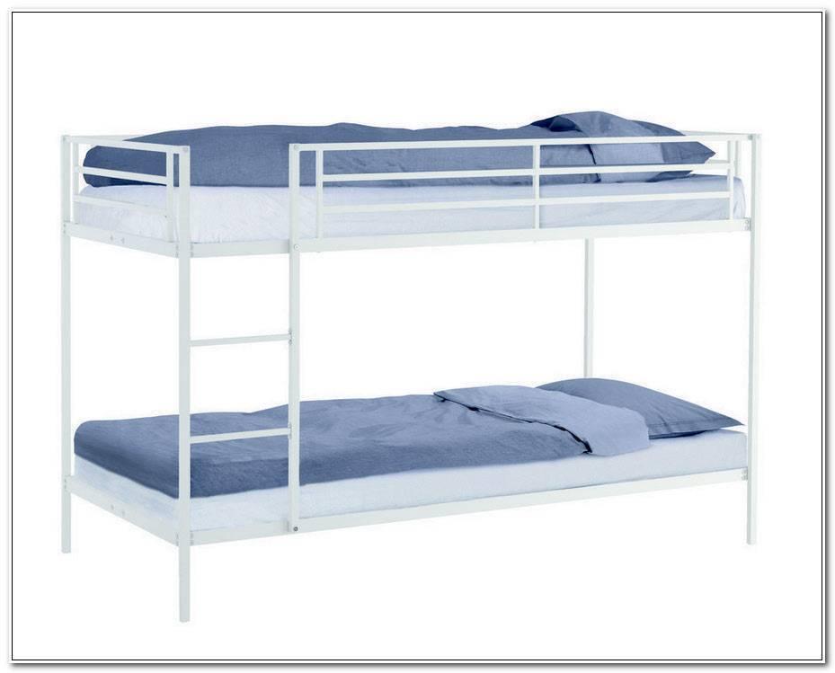 Lit Superpose Blanc Ikea