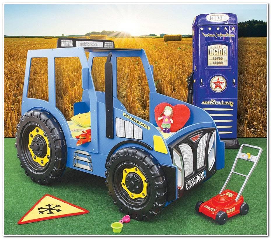 Lit Tracteur Enfant