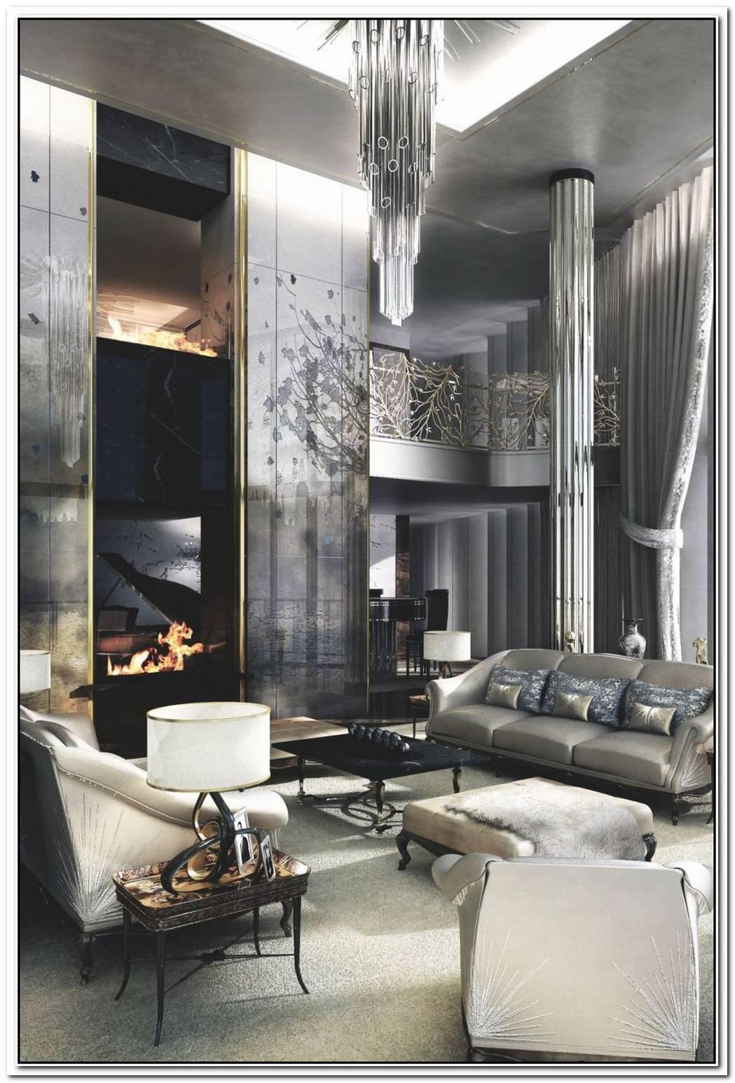 Living Room Interior Ideas By Magdalena Zięba