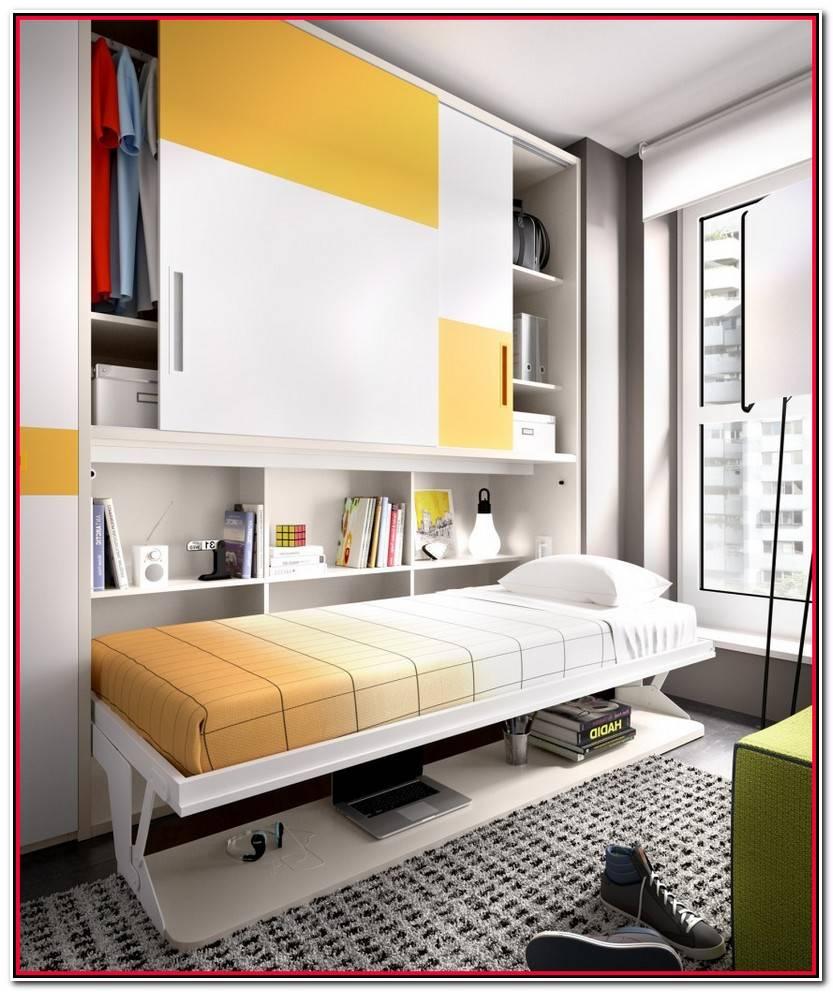 Lo Mejor De Dormitorios Juveniles Con Camas Abatibles Galería De Cama Ideas
