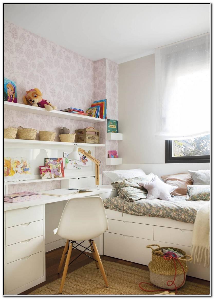 Lo Mejor De Habitaciones Infantiles Pequeñas Colección De Habitaciones Decorativo