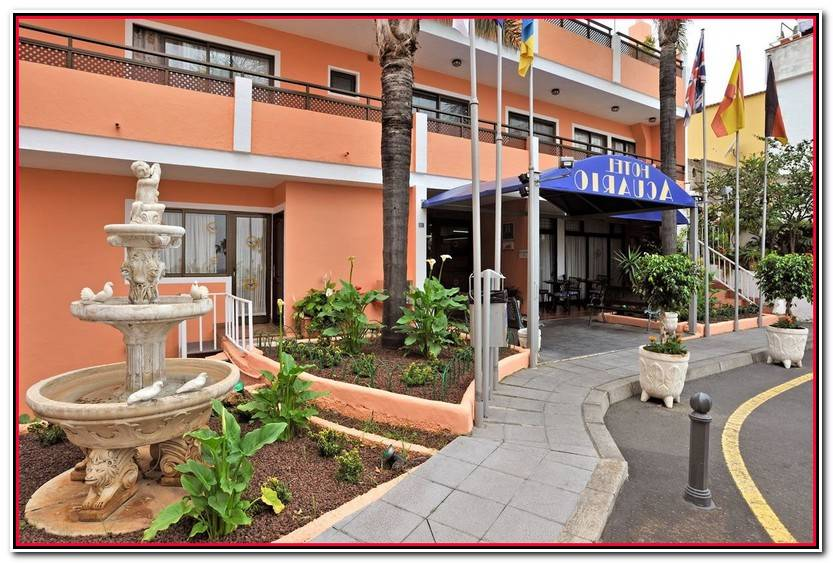 Lo Mejor De Hotel Acuario Puerto De La Cruz Tenerife Imagen De Puertas Decoraci%C3%B3n
