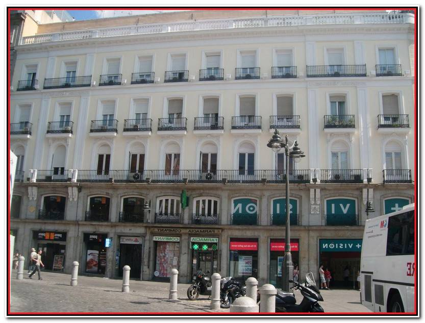 Lo Mejor De Hoteles En La Puerta Del Sol Colección De Puertas Estilo