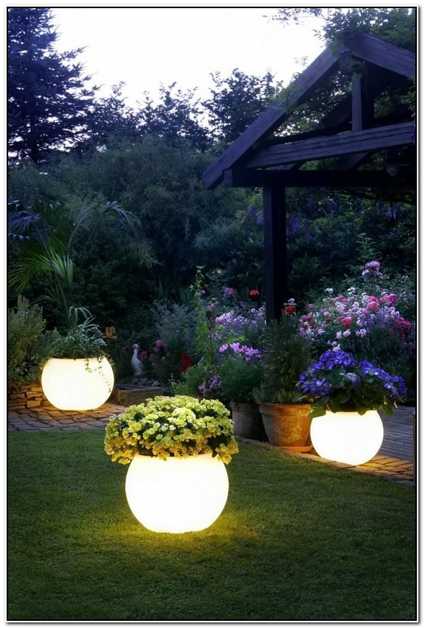 Lo Mejor De Led Jardin Imagen De Jardín Decoración