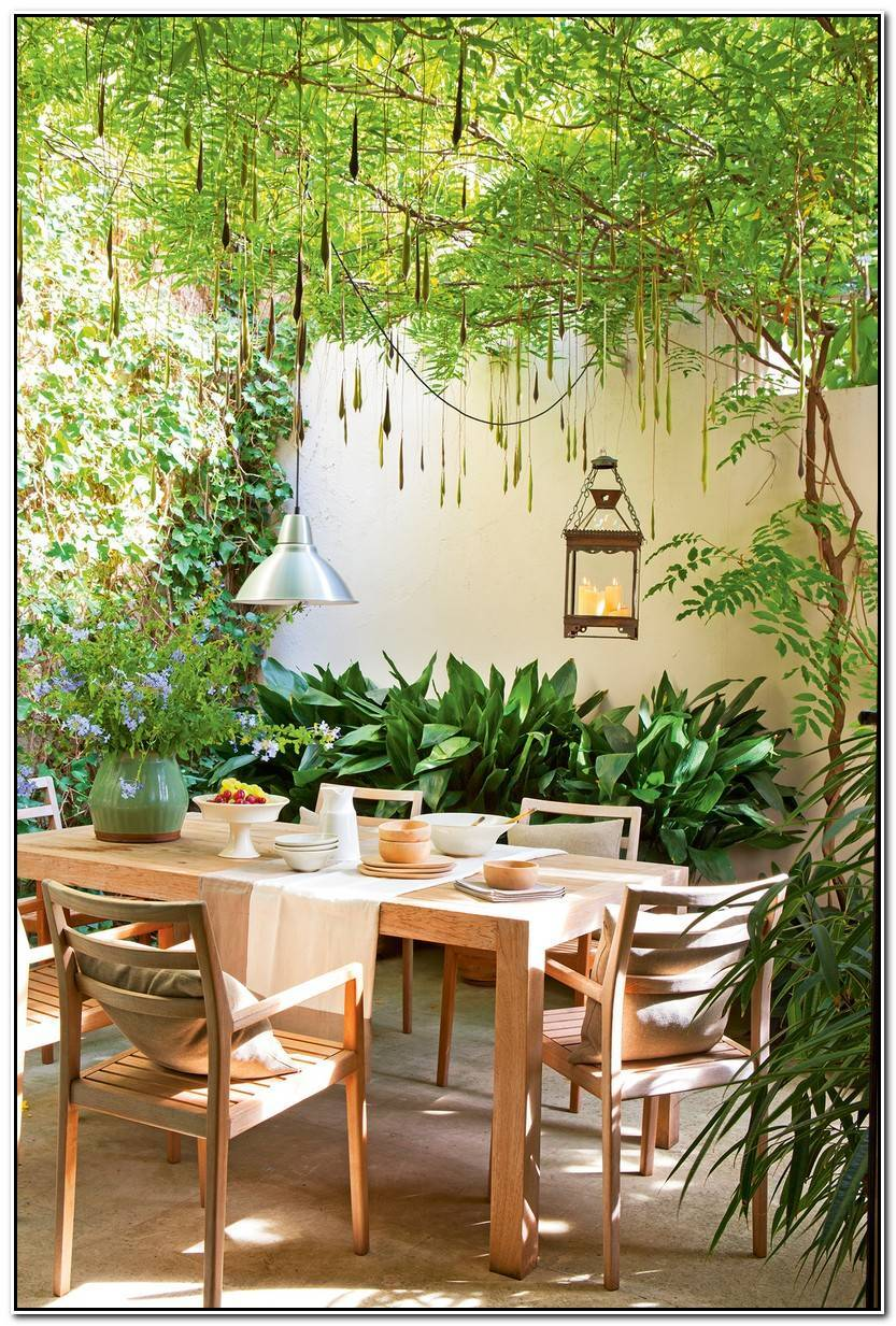 Lo Mejor De Mobiliario De Jardín Imagen De Jardín Decoración