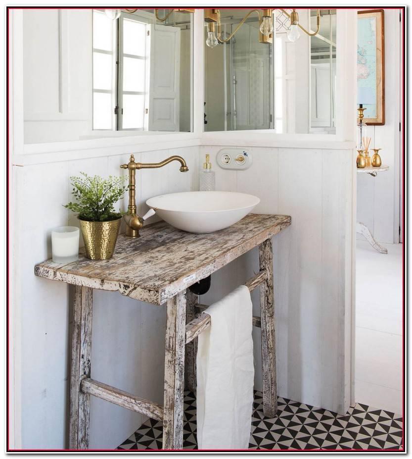 Lo Mejor De Muebles De Baño Estilo Antiguo Fotos De Baños Decoración