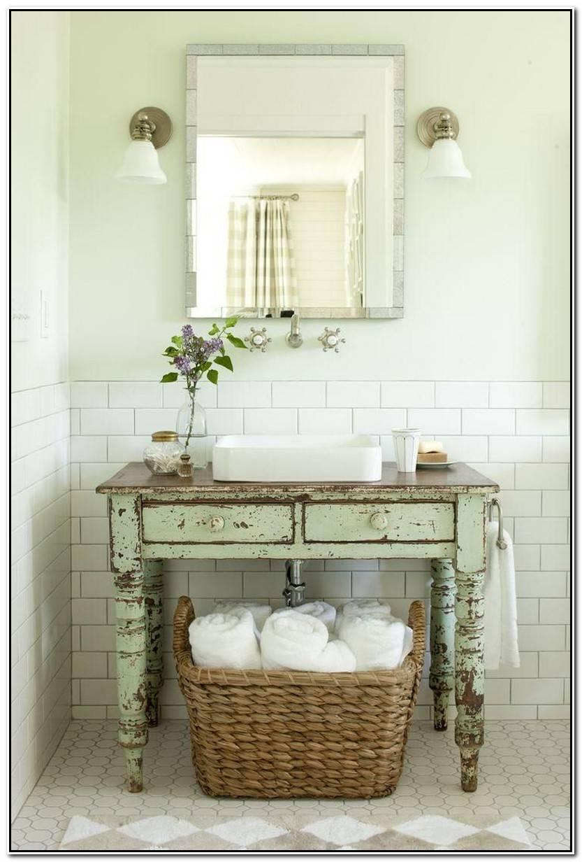 Lo Mejor De Muebles De Baño Estilo Antiguo Imagen De Baños Decoración
