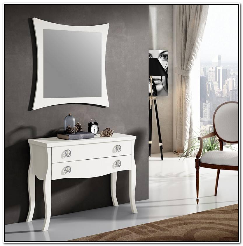 Lo Mejor De Muebles Para Entrada Imagen De Muebles Decoración