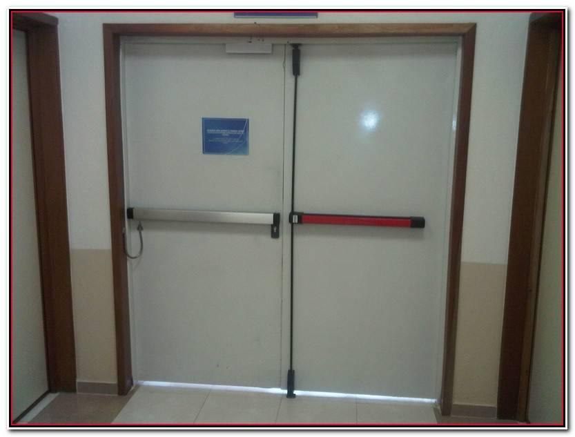 Lo Mejor De Puerta Antipanico Colección De Puertas Decoración