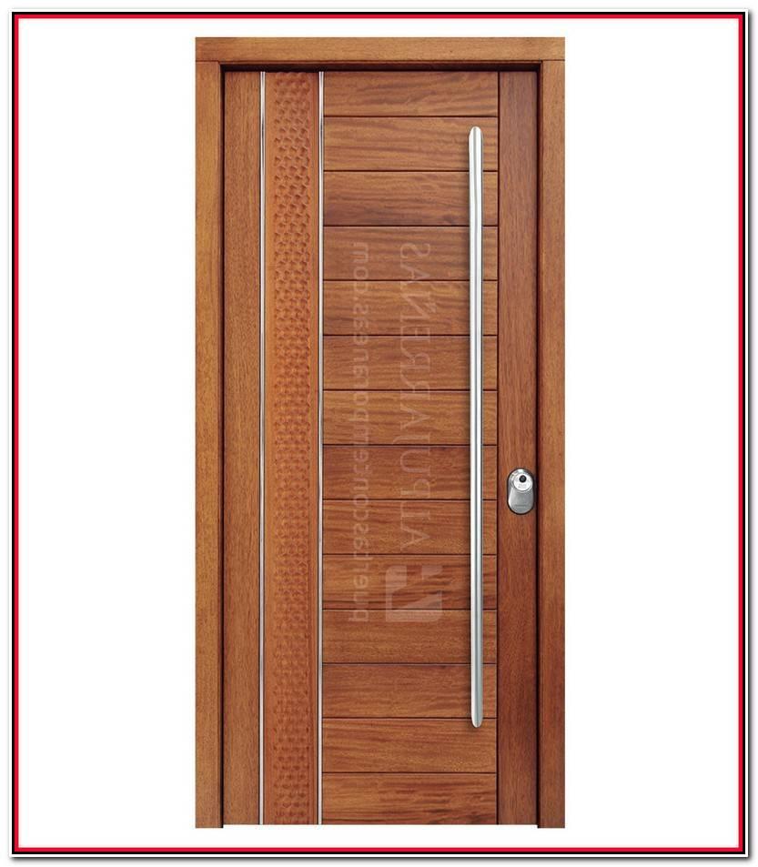 Lo Mejor De Puertas De Exterior De Madera Colección De Puertas Accesorios