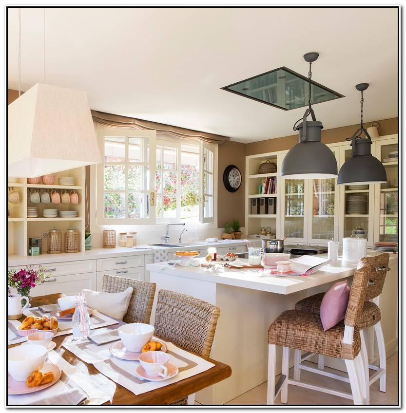Lo Mejor De Sofas Para Cocinas Fotos De Cocinas Decoración