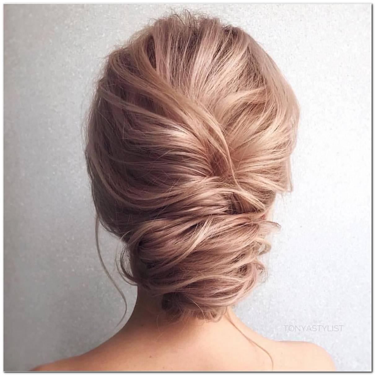 Lockere Frisuren Mittellanges Haar