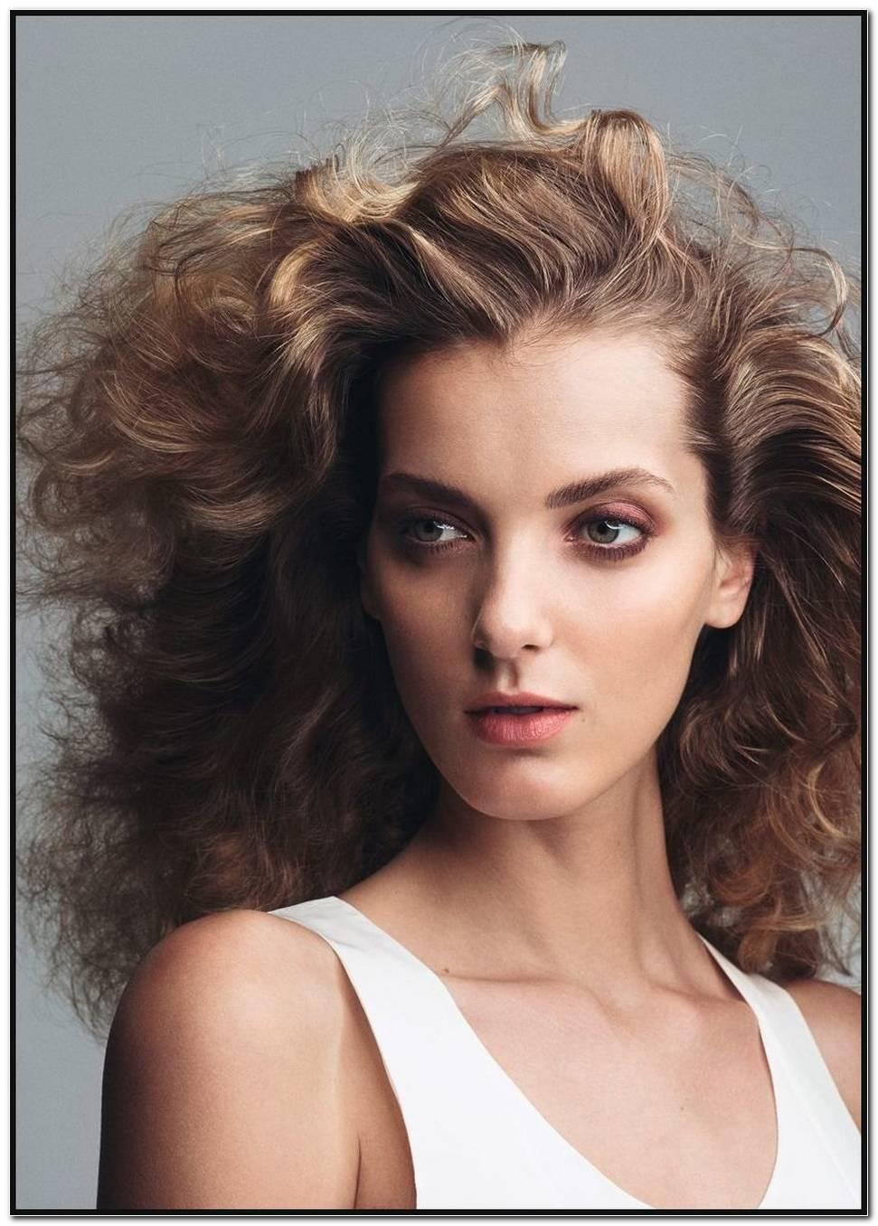 Lockige Frisuren Lange Haare