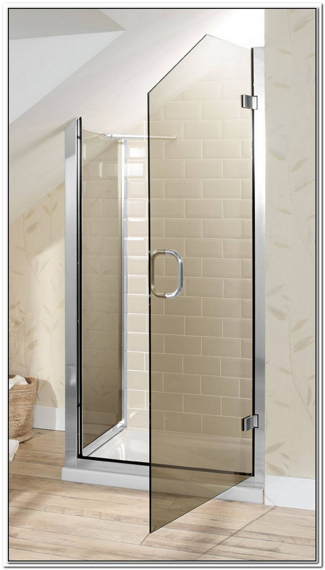 Loft Bathroom Shower Enclosure