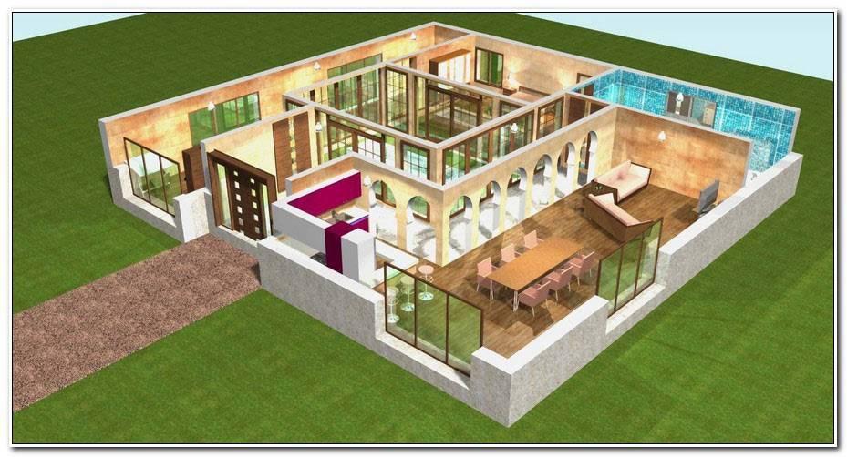 Logiciel Pour Faire Plan De Maison