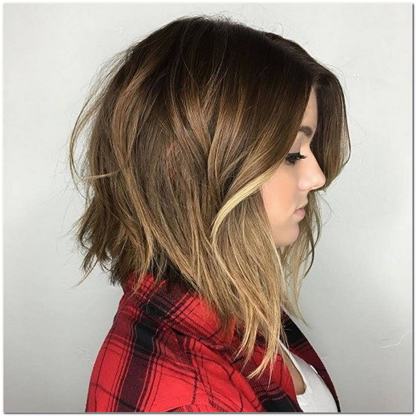 Long Bob Frisuren 2017 Blond