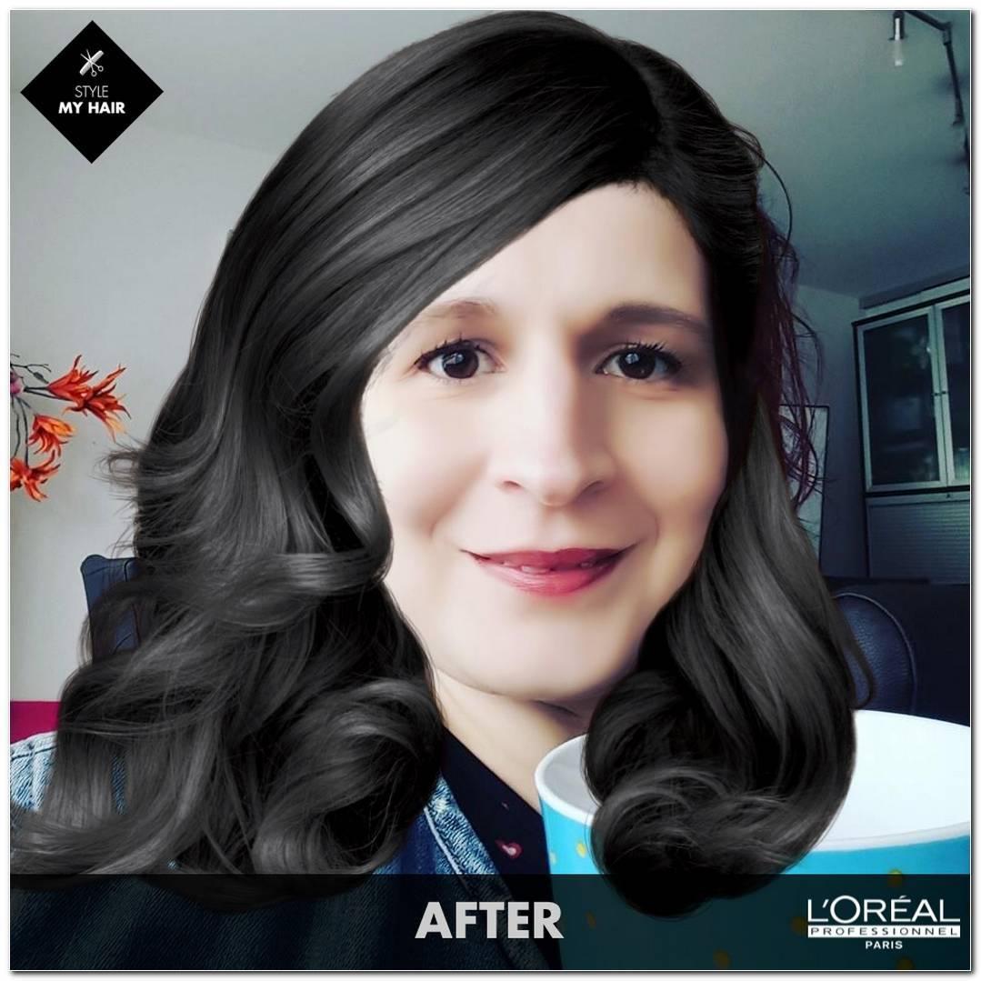 Loreal Frisuren App