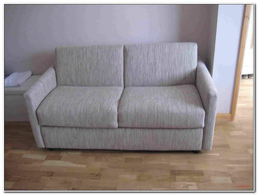 Lovely Big Sofa Grau