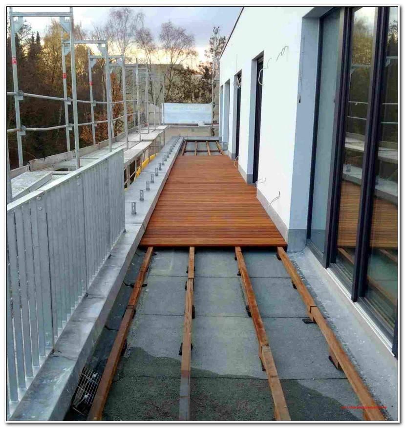 Lovely Holzboden Balkon