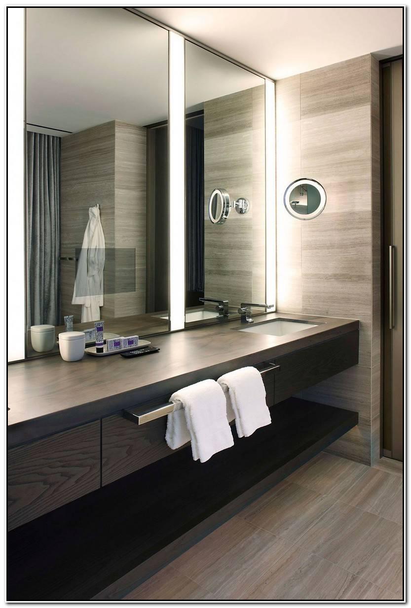Lujo Espejos Para El Baño Fotos De Baños Estilo