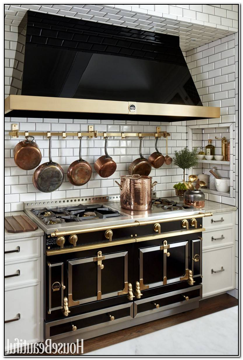 Lujo Horno Cocina Fotos De Cocinas Ideas