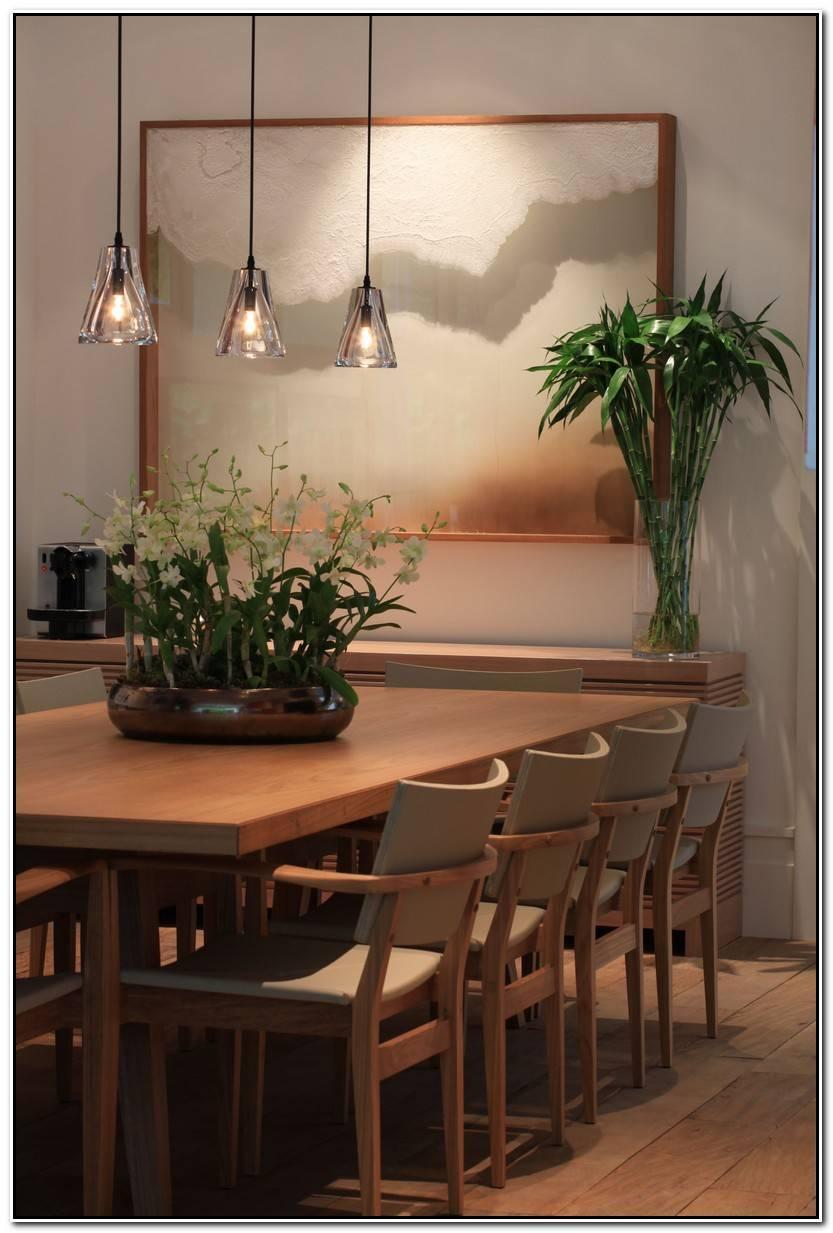Lujo Lámparas De Comedor Imagen De Comedor Decoración