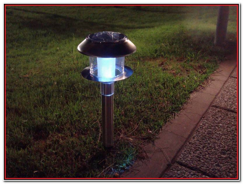 Lujo Lamparas Solares Para Jardin Imagen De Jardín Estilo