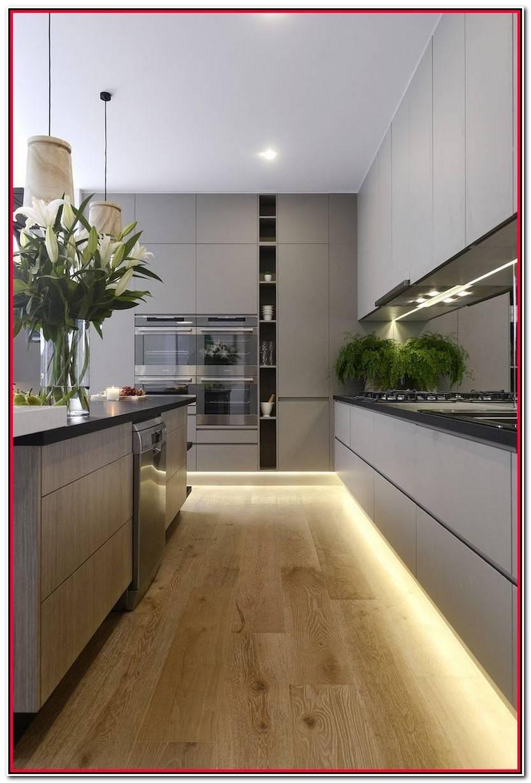 Lujo Luz Bajo Mueble Cocina Fotos De Cocinas Decoración