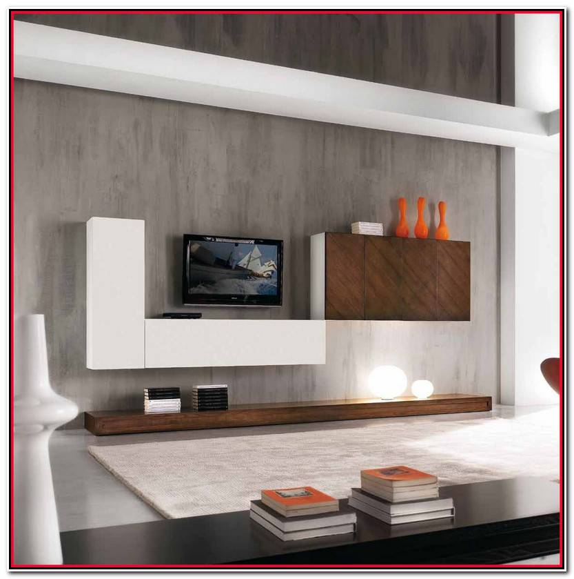 Lujo Mueble Moderno Salon Galería De Salon Idea
