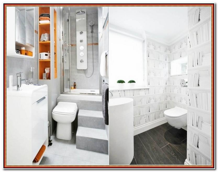 Lujo Muebles Baño Pequeños Imagen De Muebles Decoración
