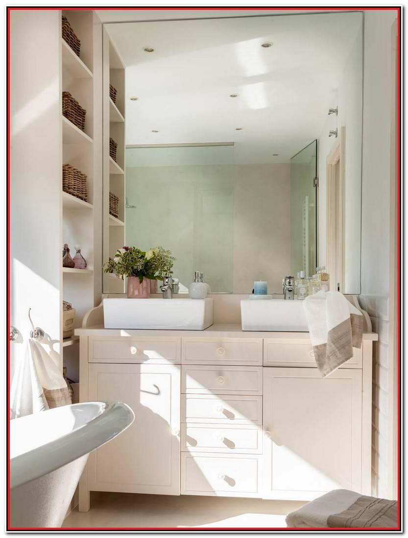 Lujo Muebles De Baño Pequeños Fotos De Baños Decorativo