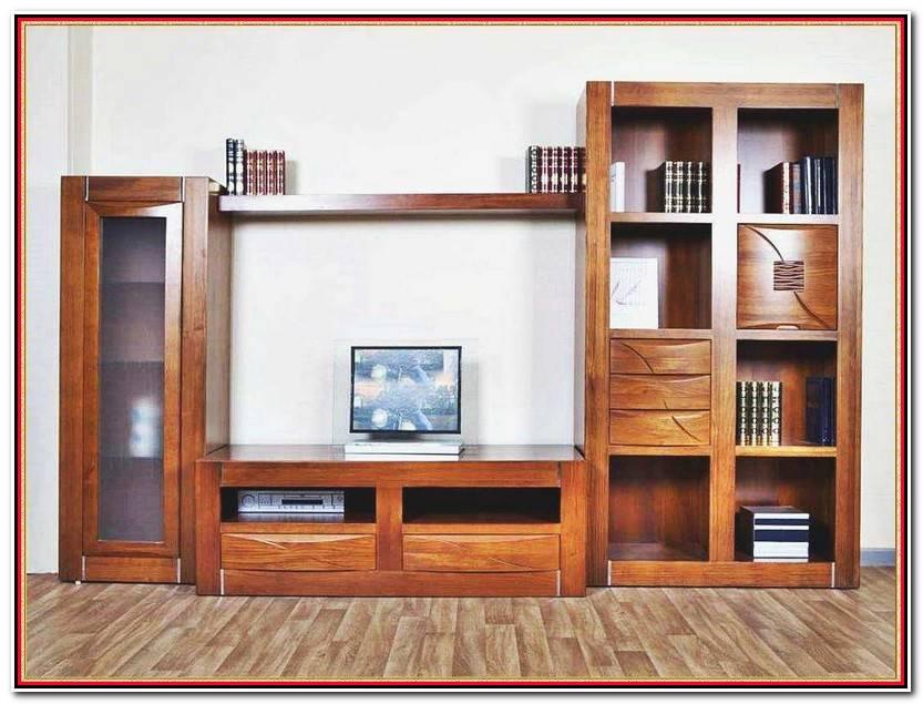 Lujo Muebles Salon Madera Fotos De Salon Ideas