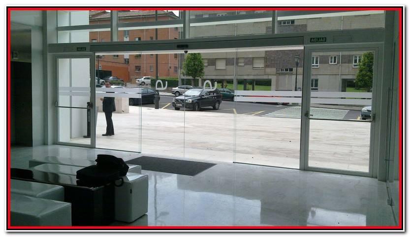 Lujo Puertas Correderas De Cristal Automaticas Galería De Puertas Decorativo