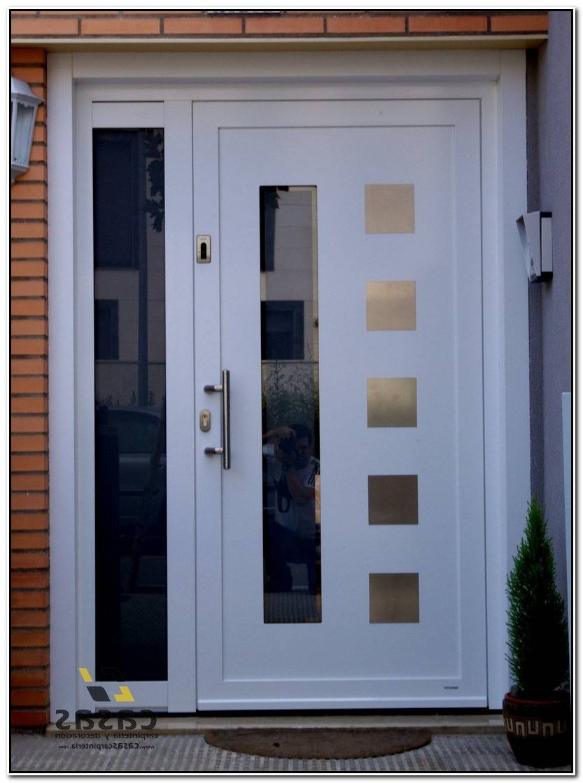 Lujo Puertas Metalicas De Exterior Galería De Puertas Idea